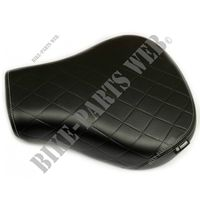 ASIENTO CONDUCTOR TOURING para Royal Enfield CLASSIC 500 GUNMETAL GREY